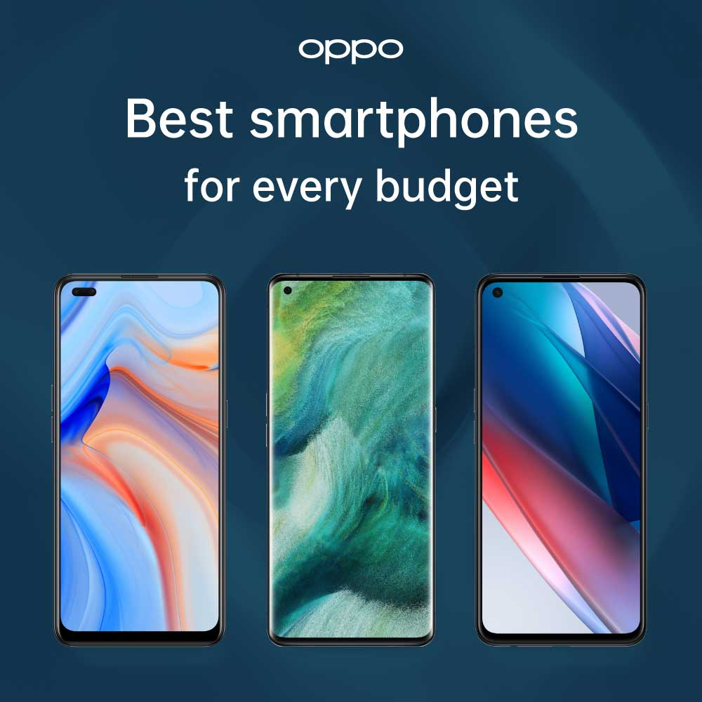 Best OPPO 5G Smartphones for Every Budget
