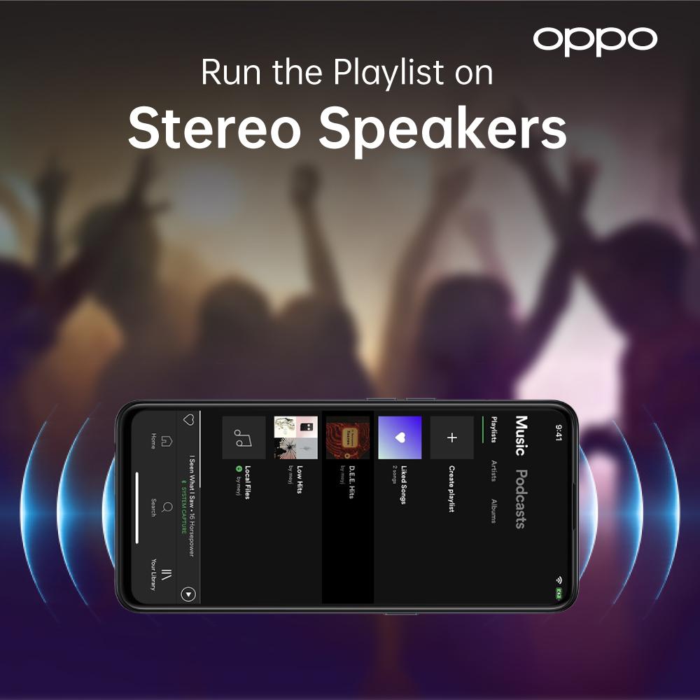 OPPO Best Phones for Music
