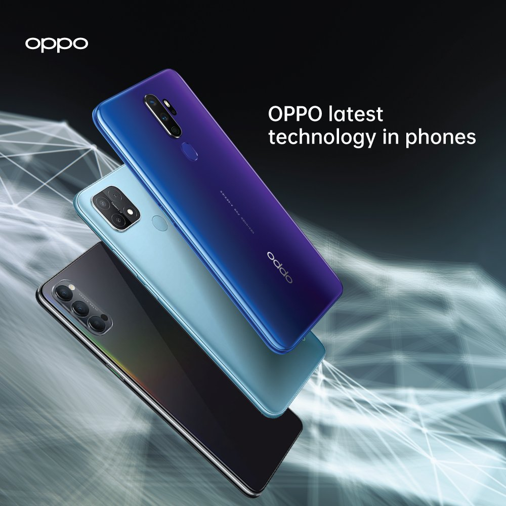 OPPO Latest Technology in Mobile Phones