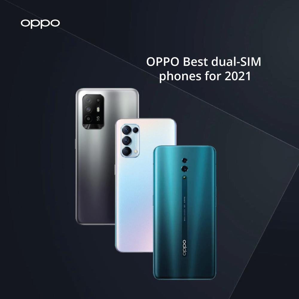 OPPO Best Dual-SIM Phones